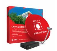 Комплект спутникового ТВ МТС с ресивером и картой доступа