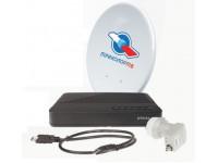Комплект Триколор ТВ Full HD с ресивером DTS-54