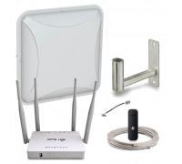 Комплект беспроводного 4G / 3G интернета с WiFi роутером