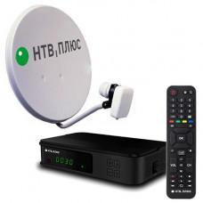 Комплект НТВ ПЛЮС Full HD с интерактивным ресивером Kaon VA1020