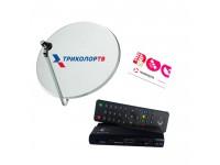 Комплект Телекарта ТВ с ресивером EVO 01 с картой на 6 лет просмотра