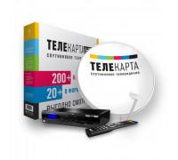 Комплект Телекарта ТВ Full HD с ресивером EVO-09HD