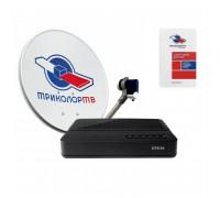 Комплект Триколор ТВ Full HD с ресивером DTS-53